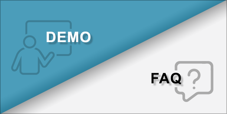 FAQ and DEMO