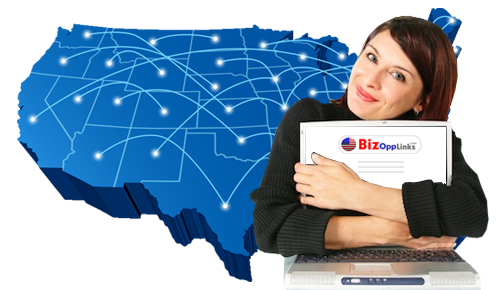 Boost your MLM downline today with Business Opportunities targeted USA text link traffic